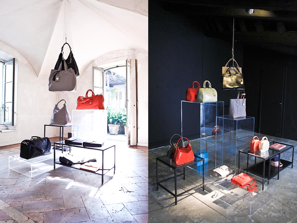 The official presentation of Bertoni 1949 and its Spring/Summer 2015 collection