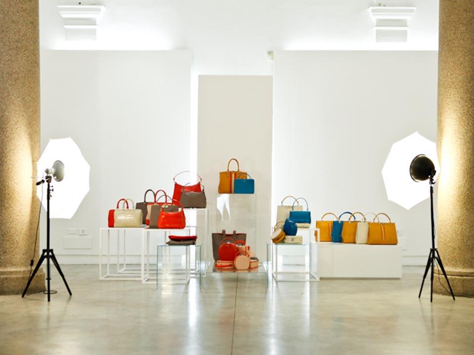 La presentazione della Collezione Donna Primavera/Estate 2015