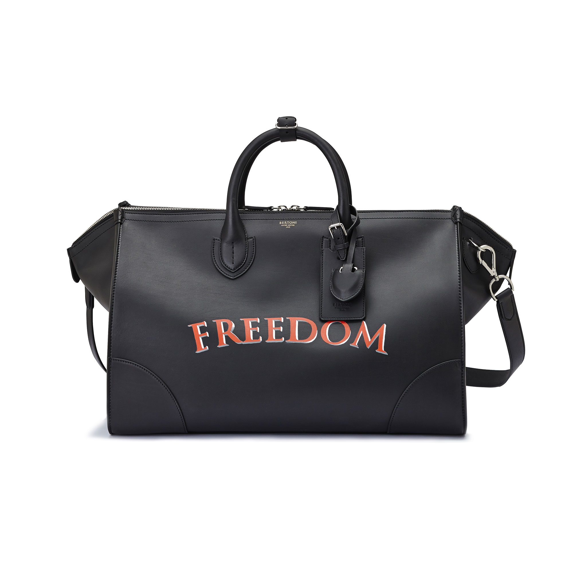 The black freedom french calf E/W Gulliver 52 by Bertoni 1949 03