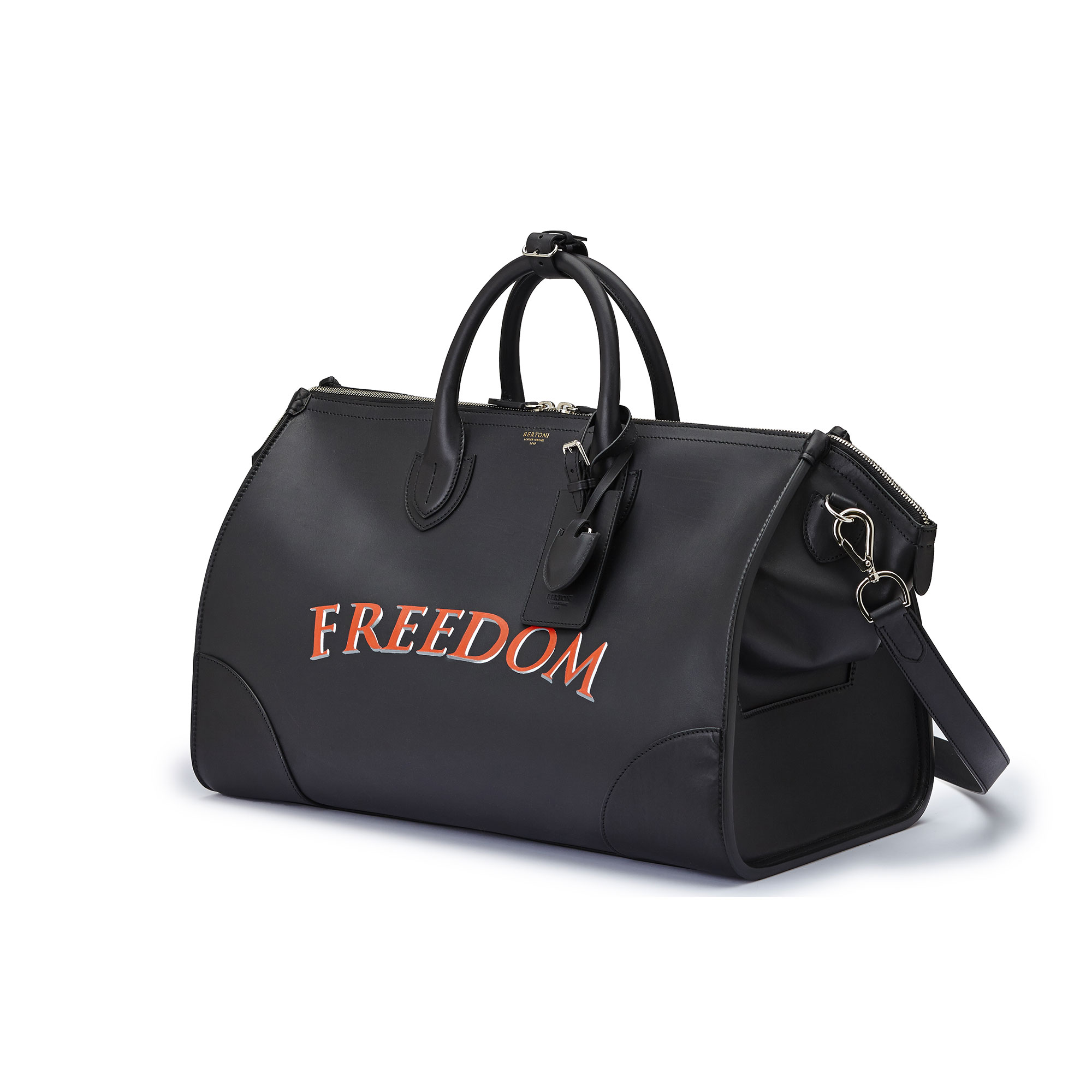 The black freedom french calf E/W Gulliver 52 by Bertoni 1949 04