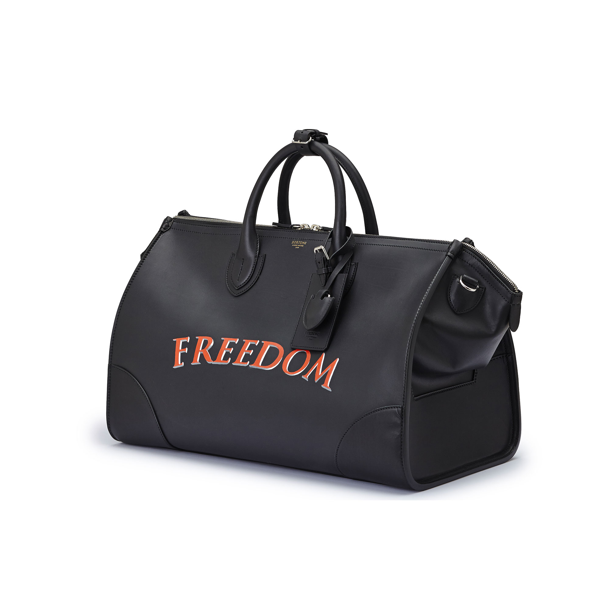 The black freedom french calf E/W Gulliver 52 by Bertoni 1949 02