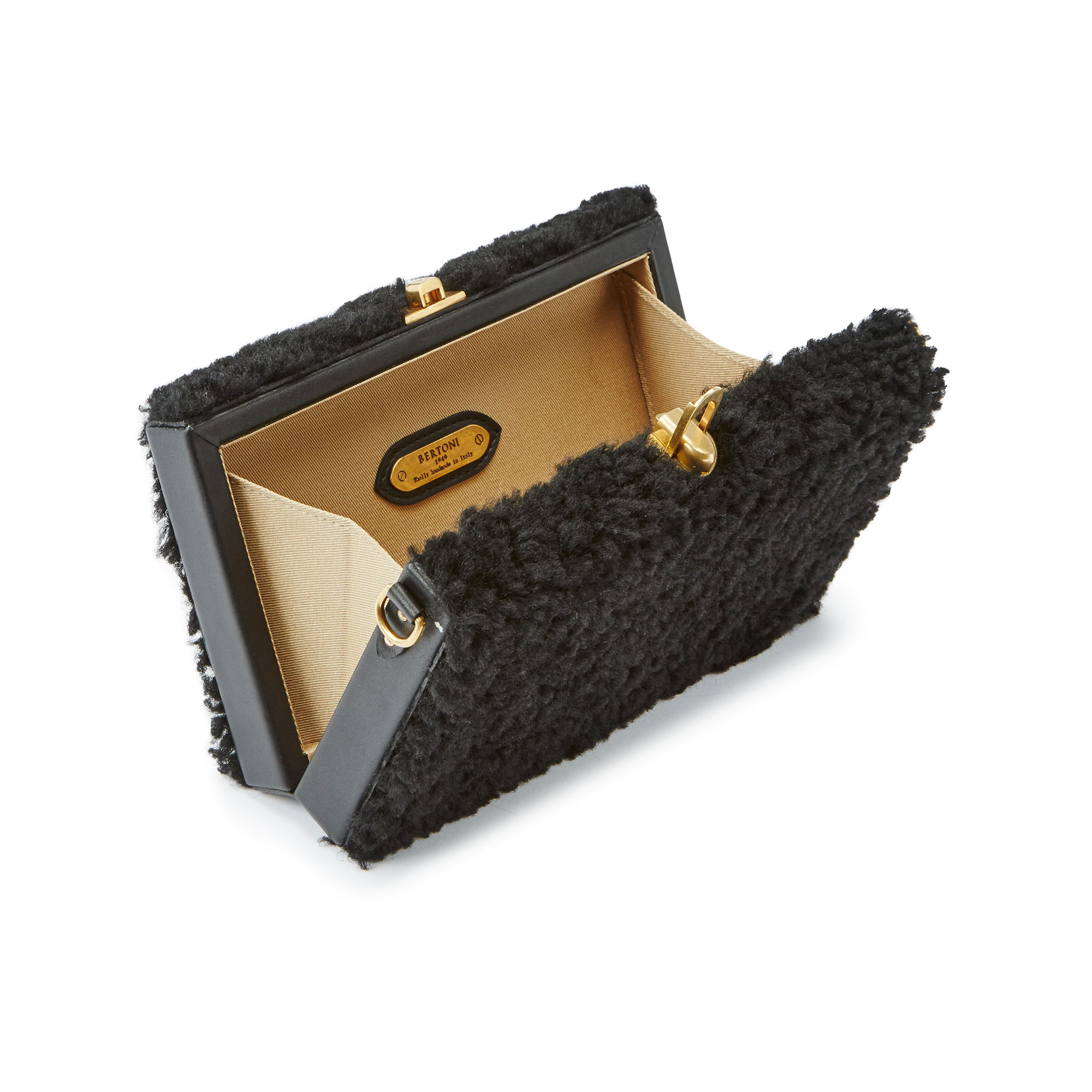 Box-Bertoncina-black-shearling-bag-Bertoni-1949_03
