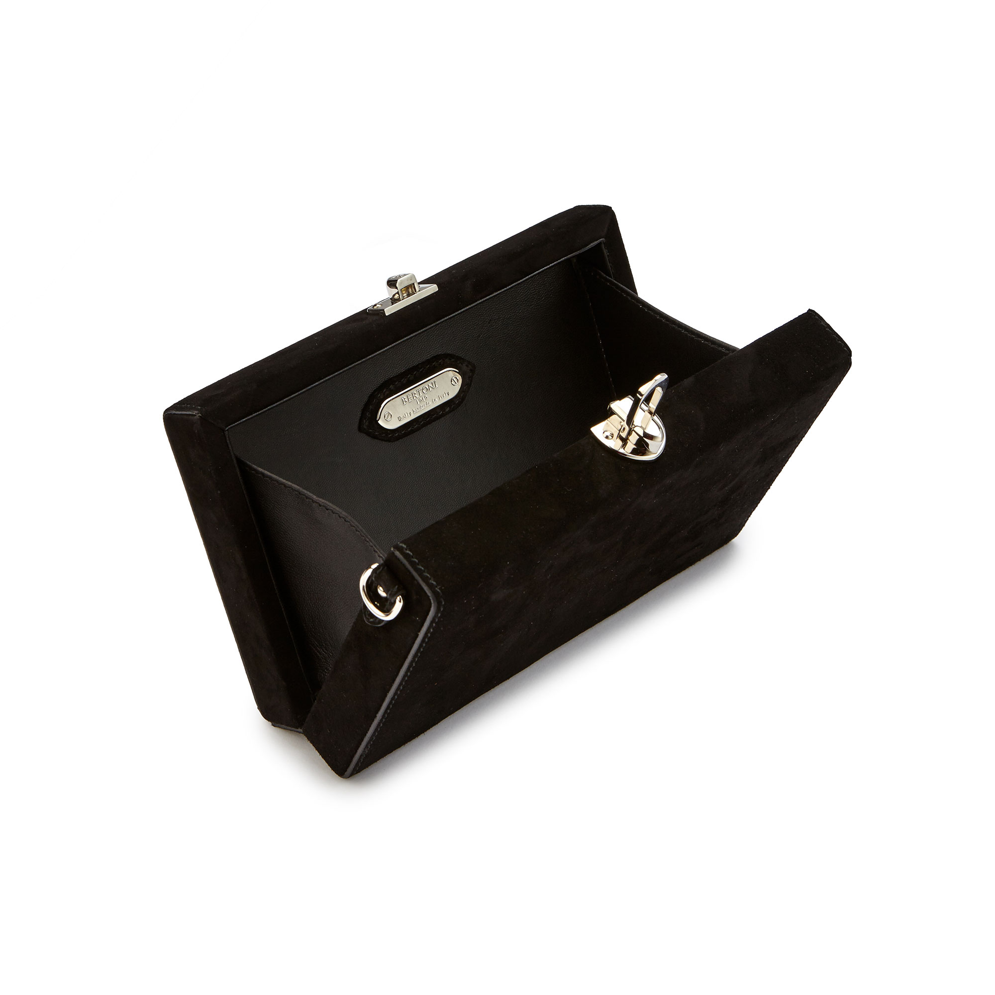 Box-Bertoncina-black-suede-bag-Bertoni-1949_03