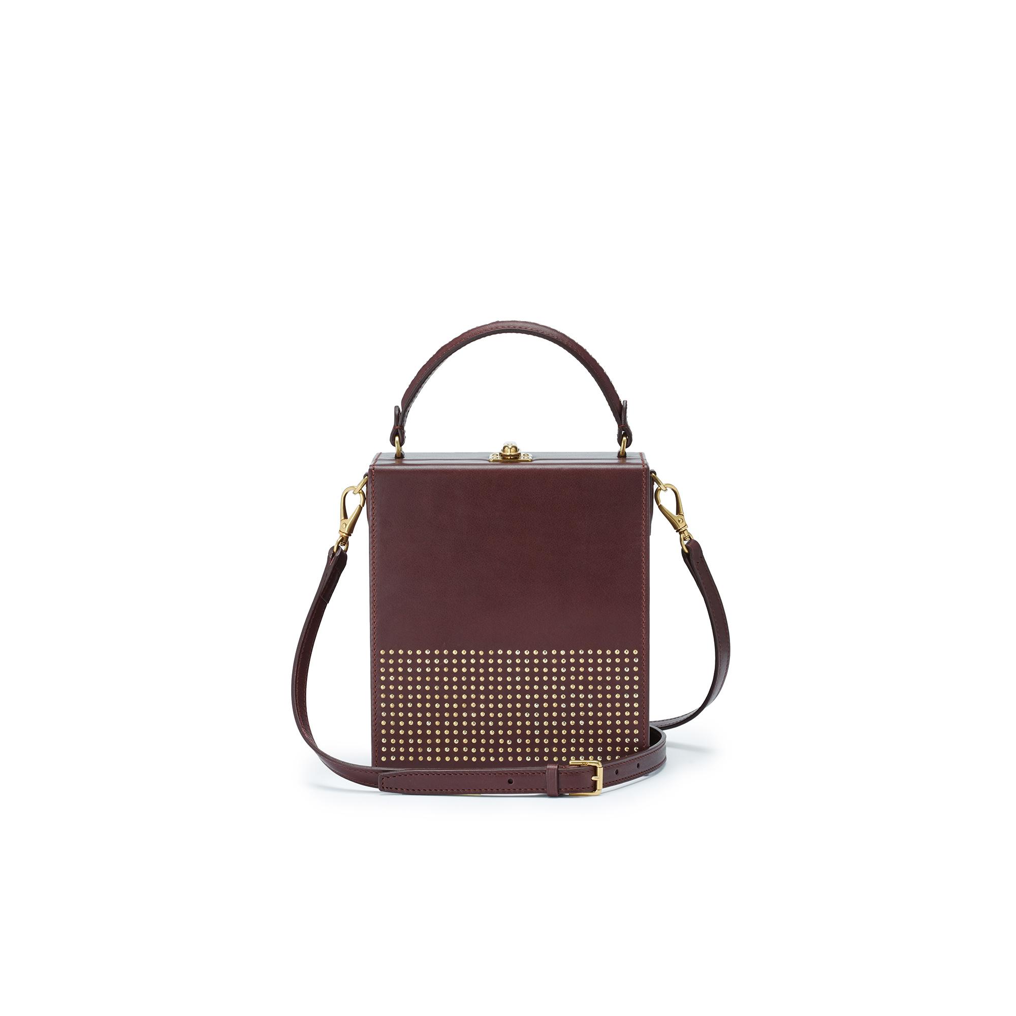 Cube-Bertoncina-bordeaux-french-calf-bag-Bertoni-1949