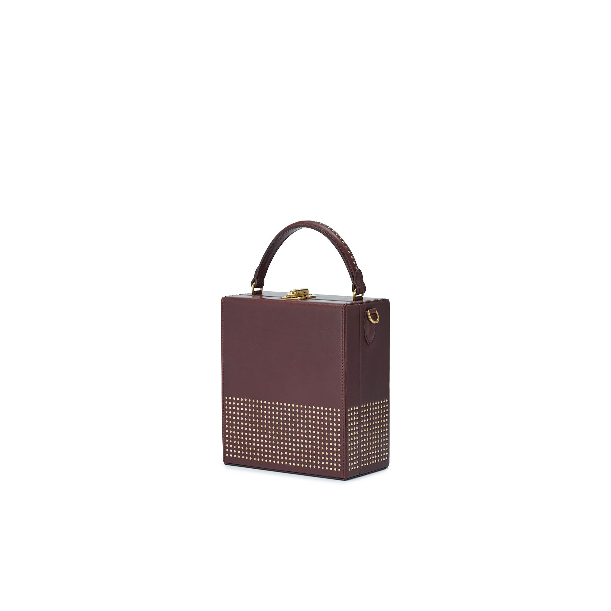 Cube-Bertoncina-bordeaux-french-calf-bag-Bertoni-1949_02