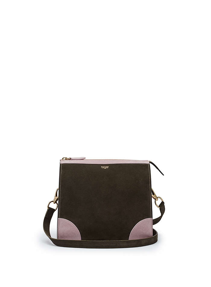 Darcy-Crossbody-musk-green-suede-bag-Bertoni-1949-thumb