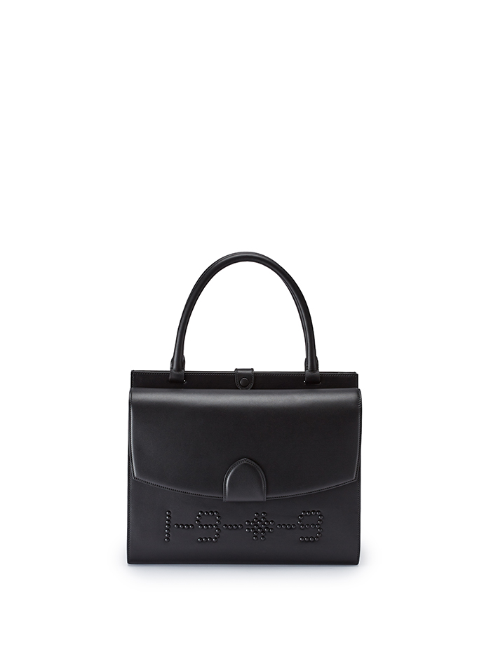 Double-Dafne-black-french-calf-bag-Bertoni-1949-thumb