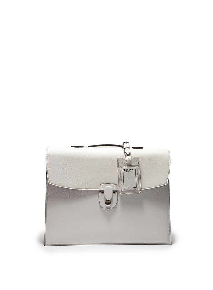 Double-Gusset-Briefcase-ivory-goat-skin-bag-Bertoni-1949-thumb