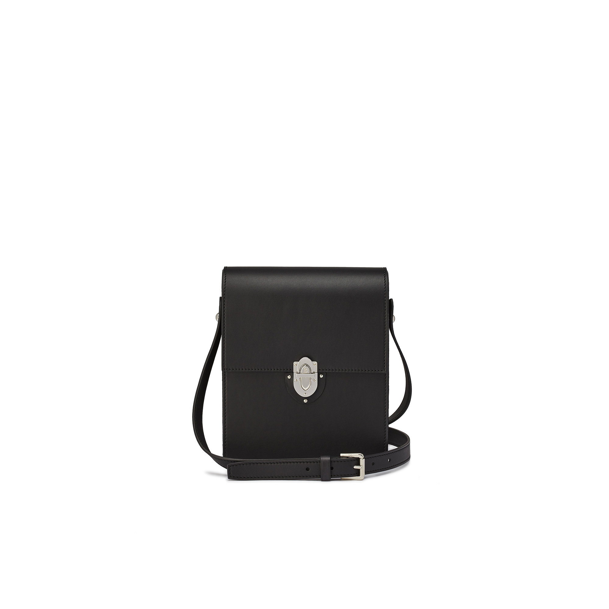 Gigi-black-french-calf-bag-Bertoni-1949