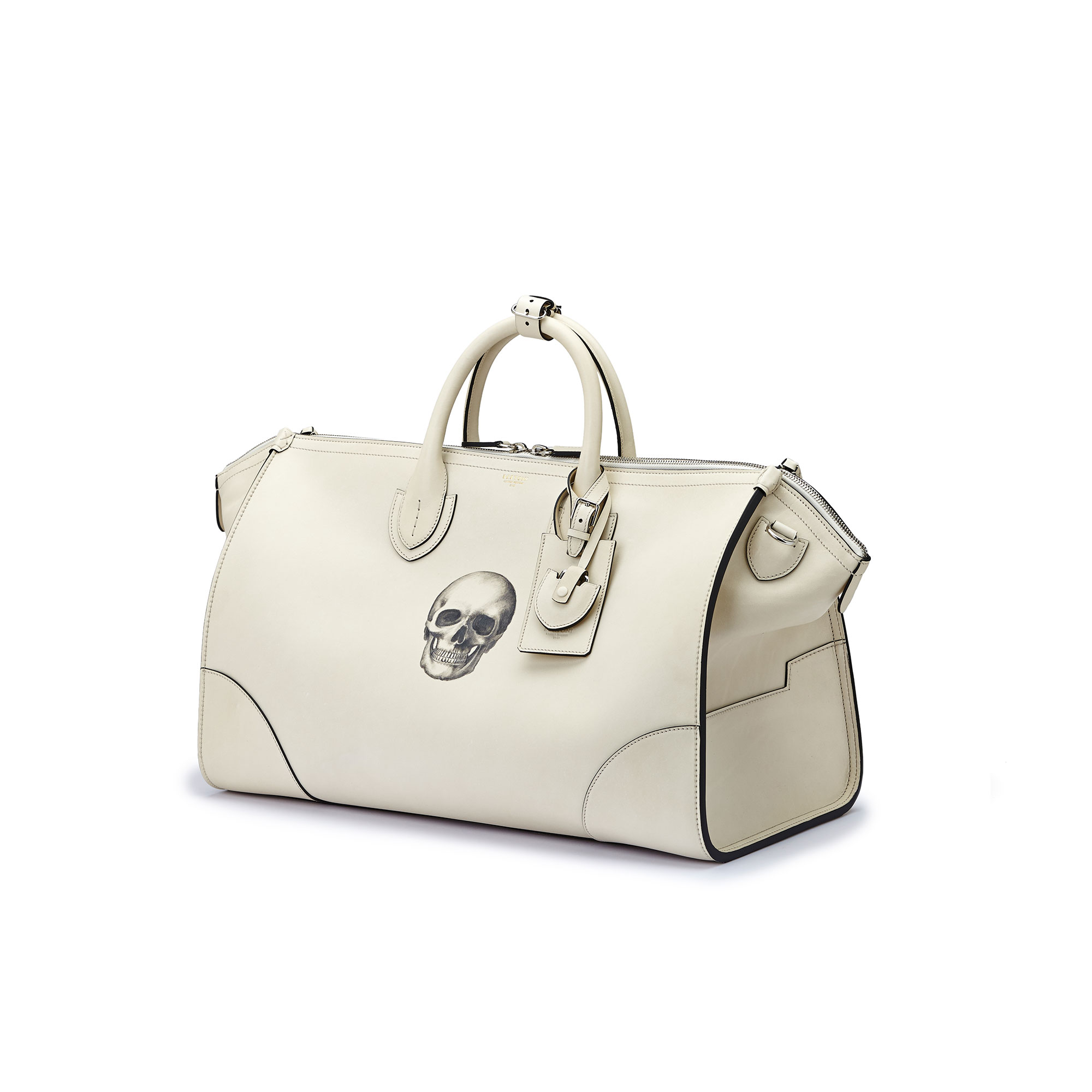 The ivory with skull french calf E/W Gulliver 52 by Bertoni 1949 02