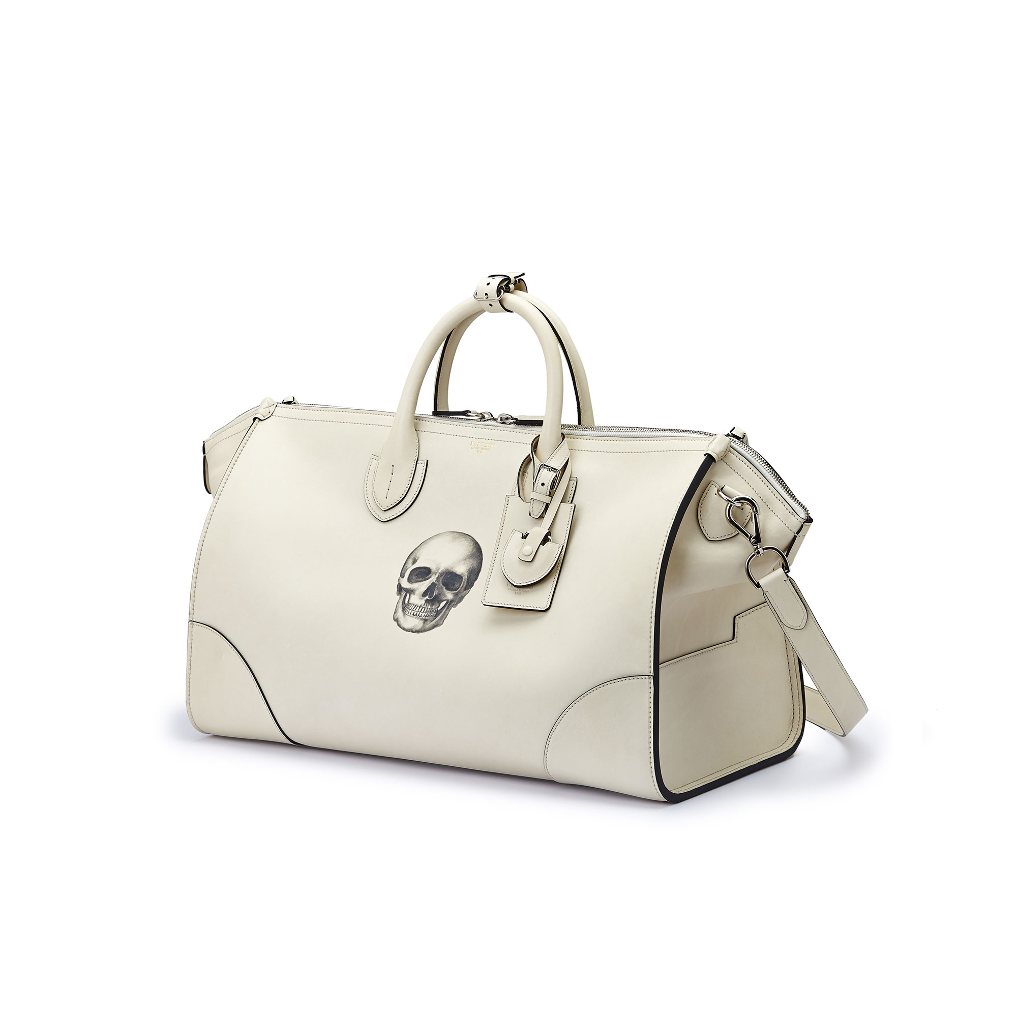 The ivory with skull french calf E/W Gulliver 52 by Bertoni 1949 04