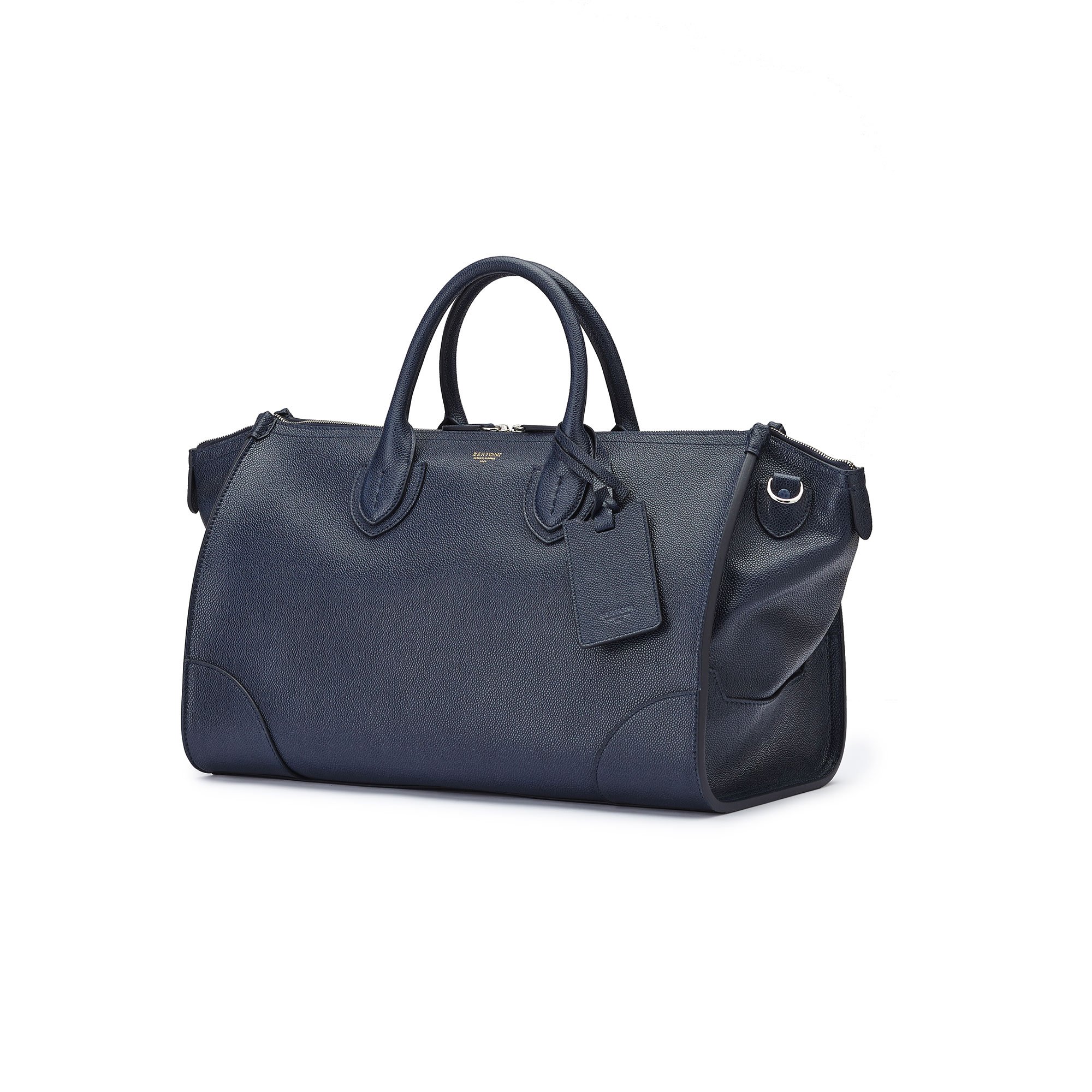 The navy french calf E/W Gulliver 47 by Bertoni 1949 04