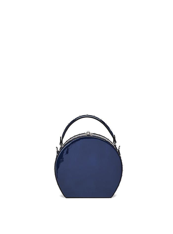 Regular-Bertoncina-dark-blue-patent-leather-bag-Bertoni-1949-thumb