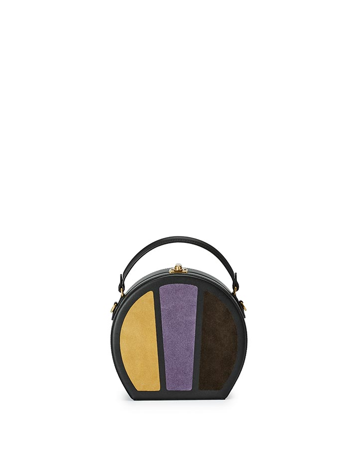 Regular-Bertoncina-yellow-purple-brown-suede-bag-Bertoni-1949_02-thumb