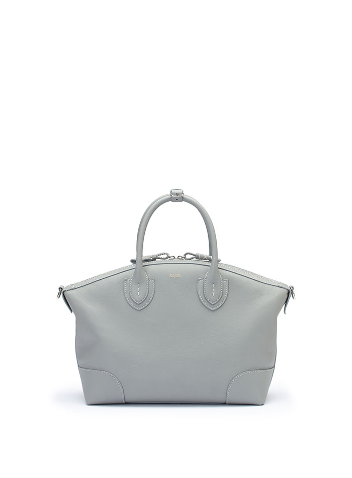 The sage soft calf Anija bag by Bertoni 1949