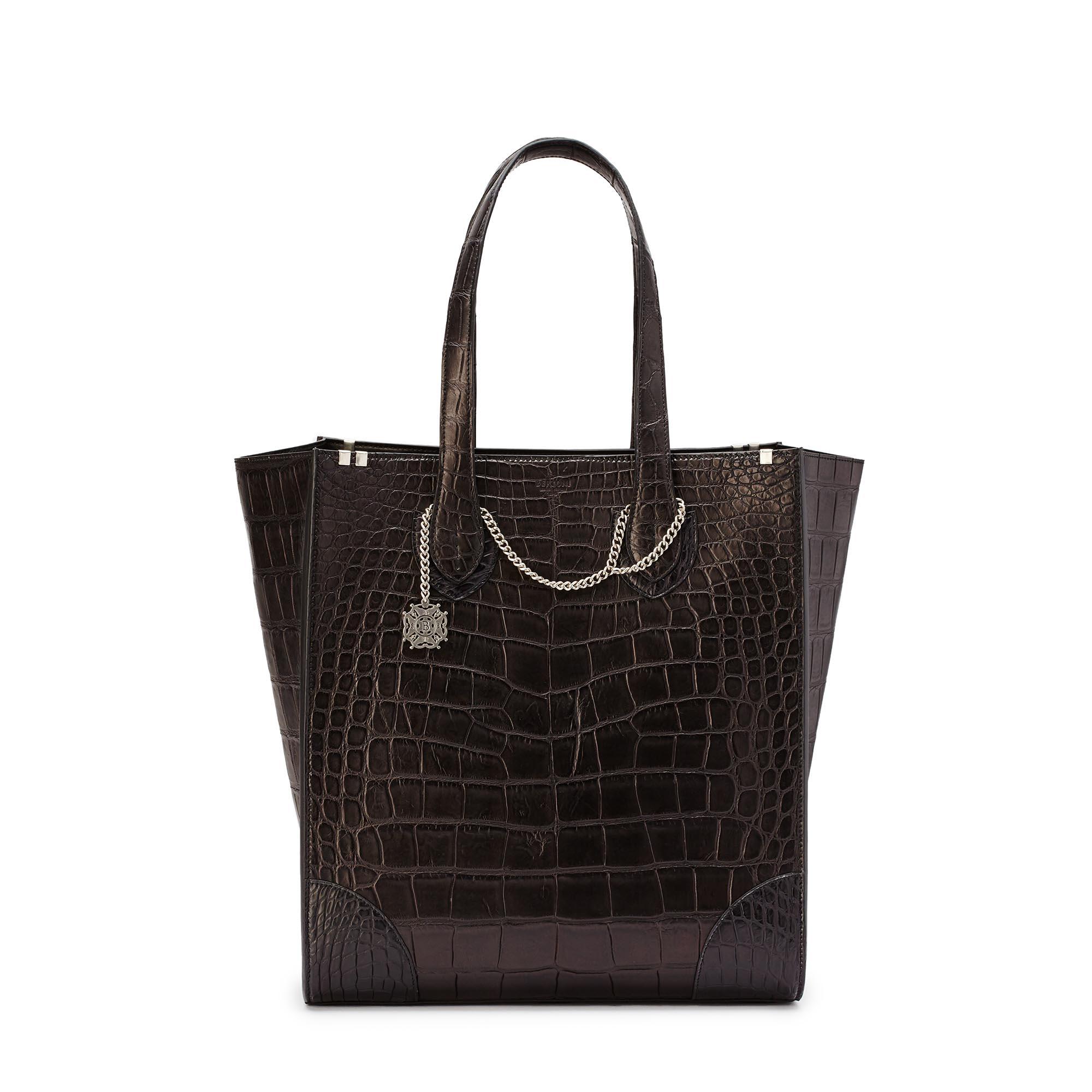Signatura-Tote-black-alligator-bag-Bertoni-1949_01