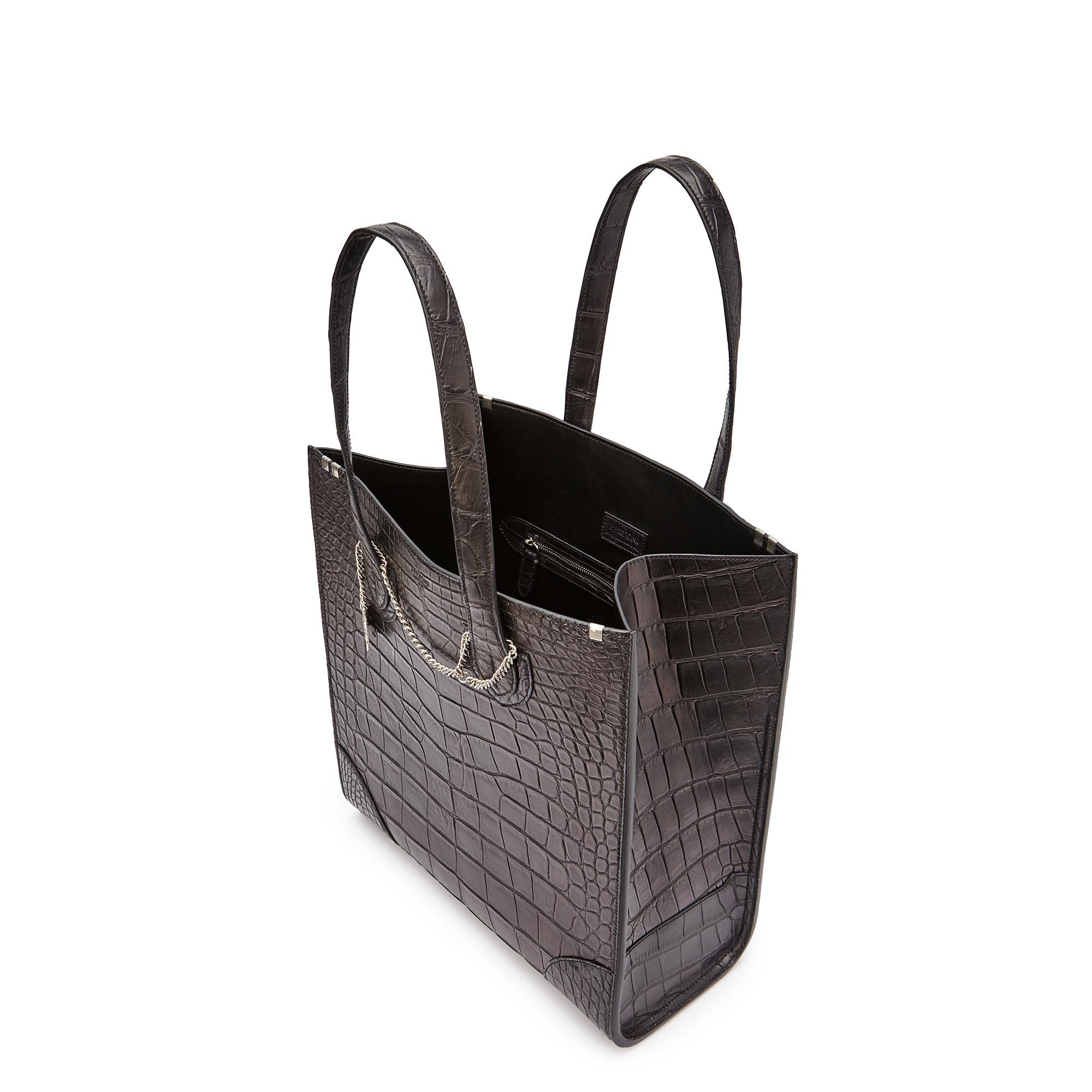 Signatura-Tote-black-alligator-bag-Bertoni-1949_03
