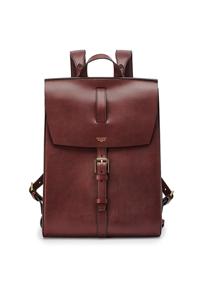 Signature-Backpack-bordeaux-french-calf-bag-Bertoni-1949-thumb