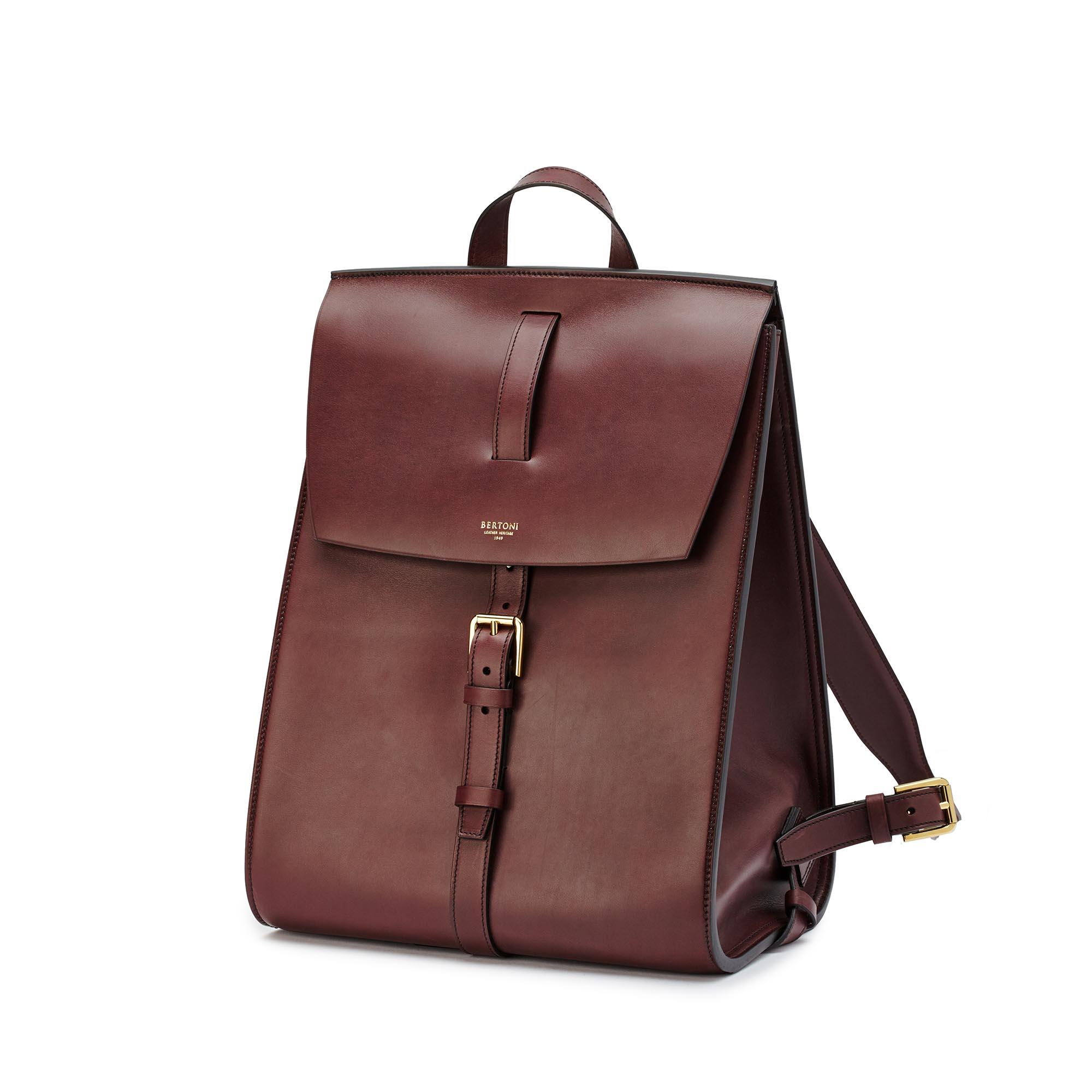 Signature-Backpack-bordeaux-french-calf-bag-Bertoni-1949_01
