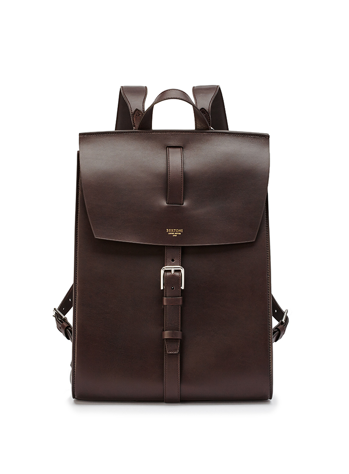 Signature-Backpack-dark-brown-french-calf-bag-Bertoni-1949-thumb