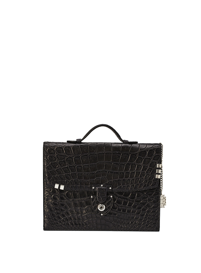 Signature-Bike-black-alligator-bag-Bertoni-1949-thumb