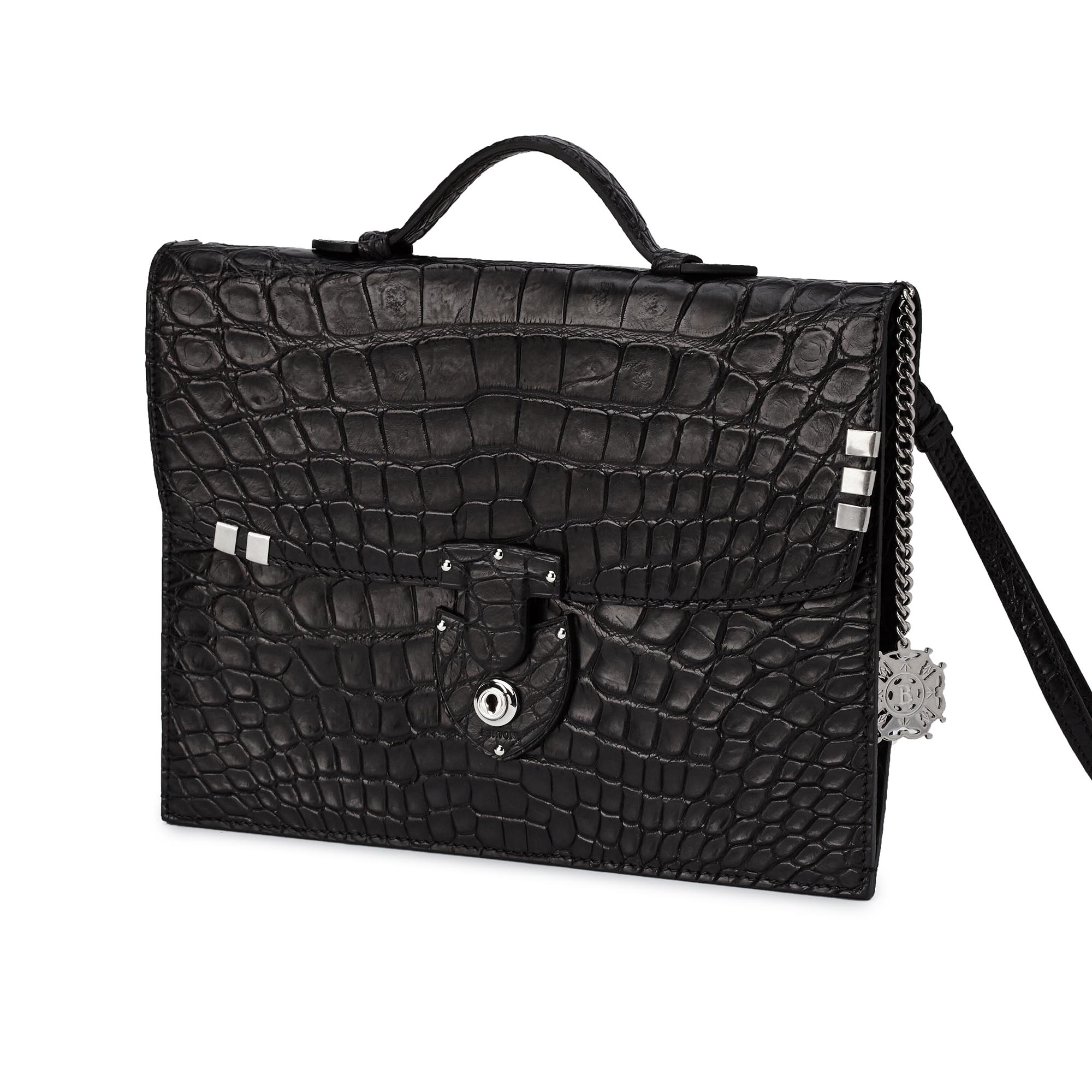 Signature-Bike-black-alligator-bag-Bertoni-1949_01
