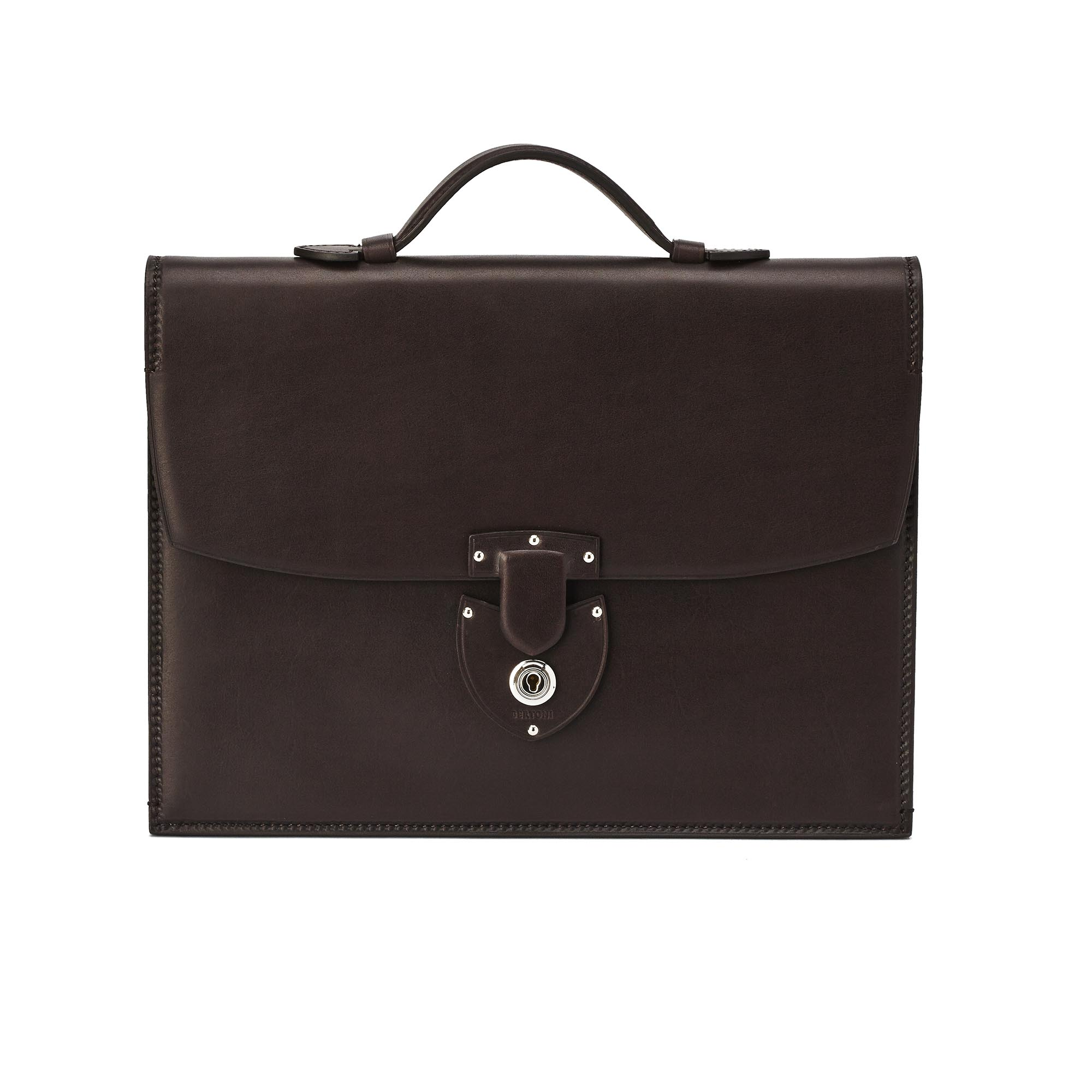 Signature-Biker-dark-brown-french-calf-bag-Bertoni-1949