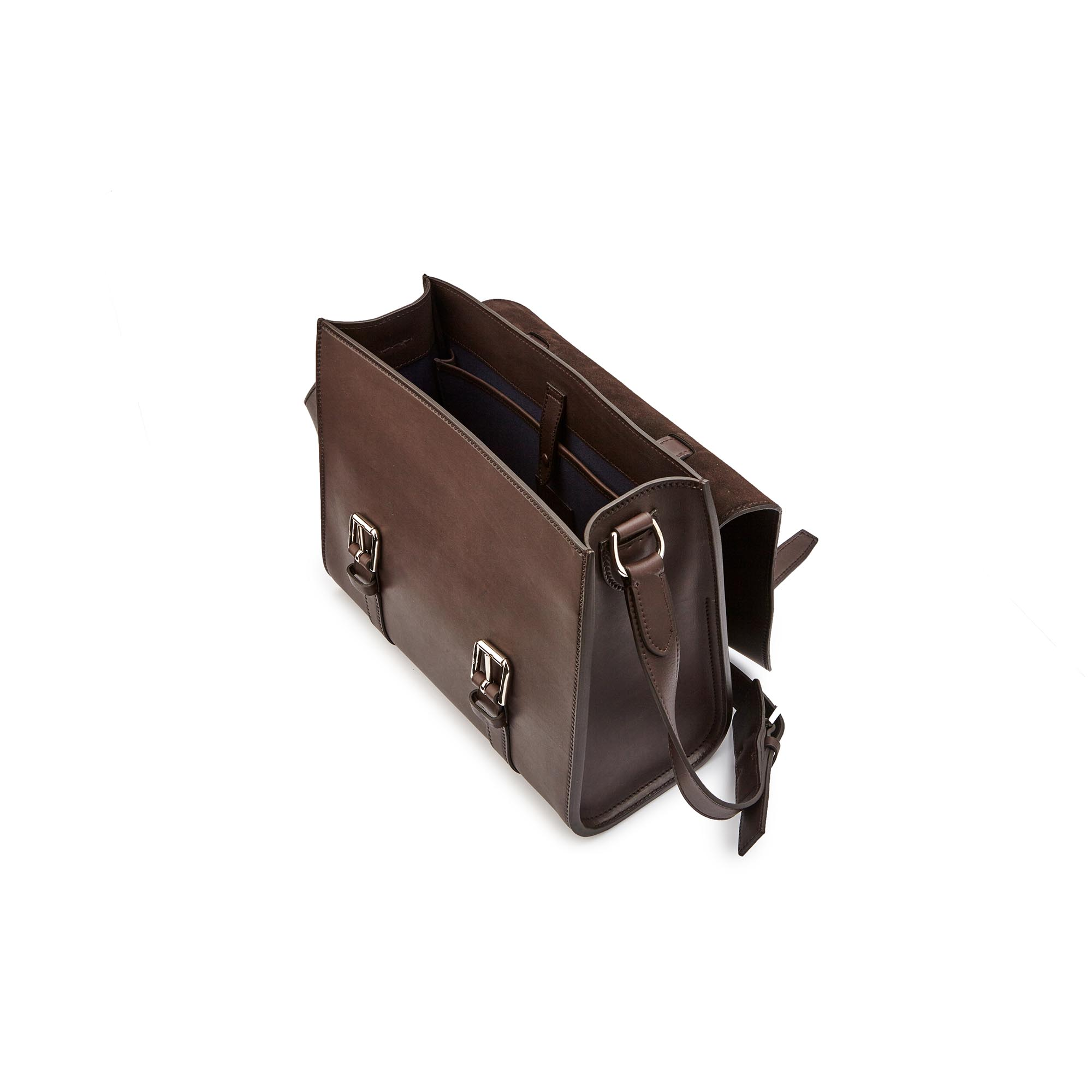 Signature-Messenger-dark-brown-french-calf-bag-Bertoni-1949_02