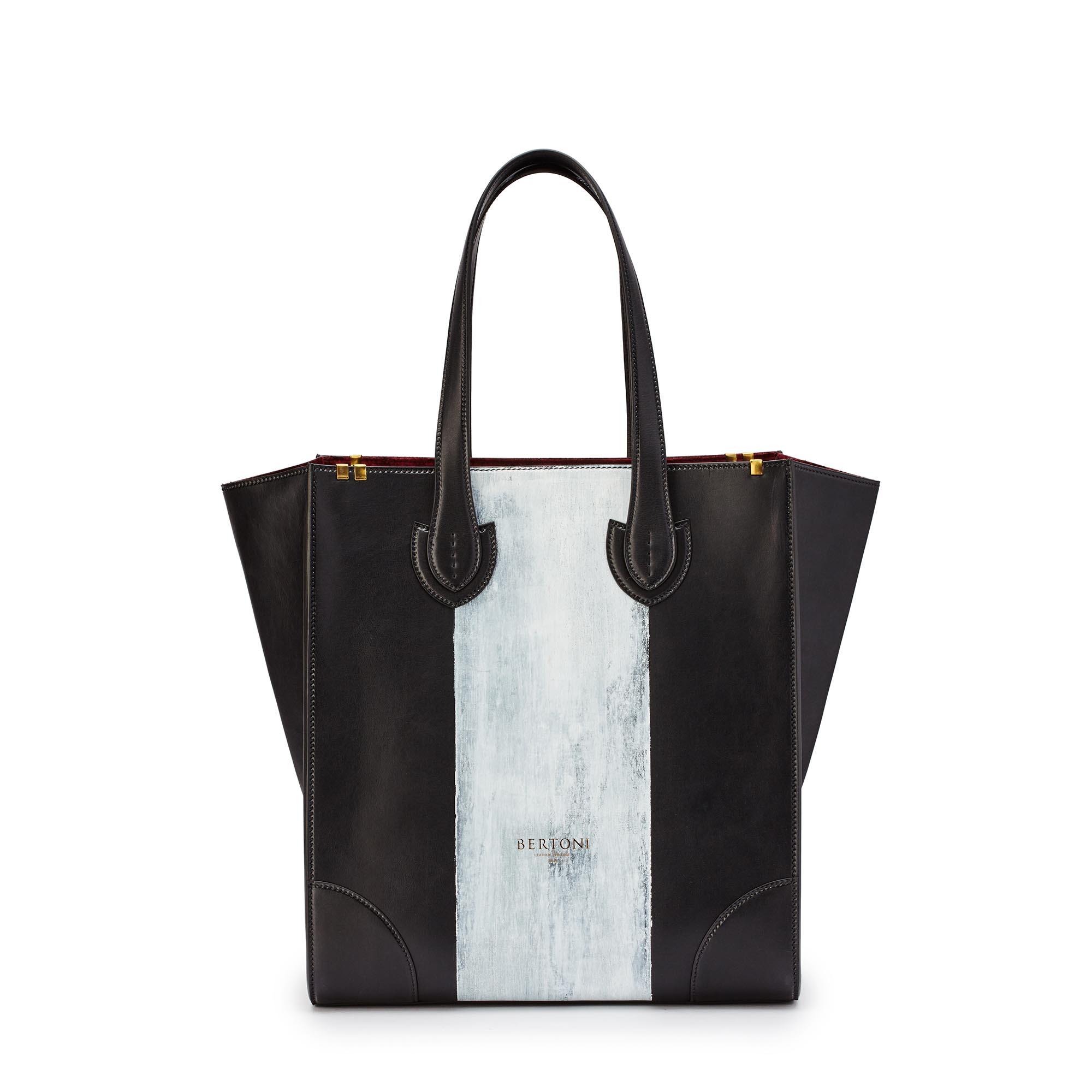 Signature-Tote-black-rock-calf-bag-Bertoni-1949_01