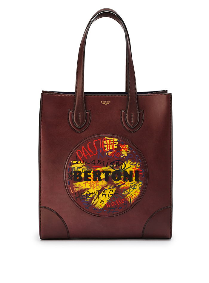 Signature-Tote-bordeaux-french-calf-bag-Bertoni-1949-thumb