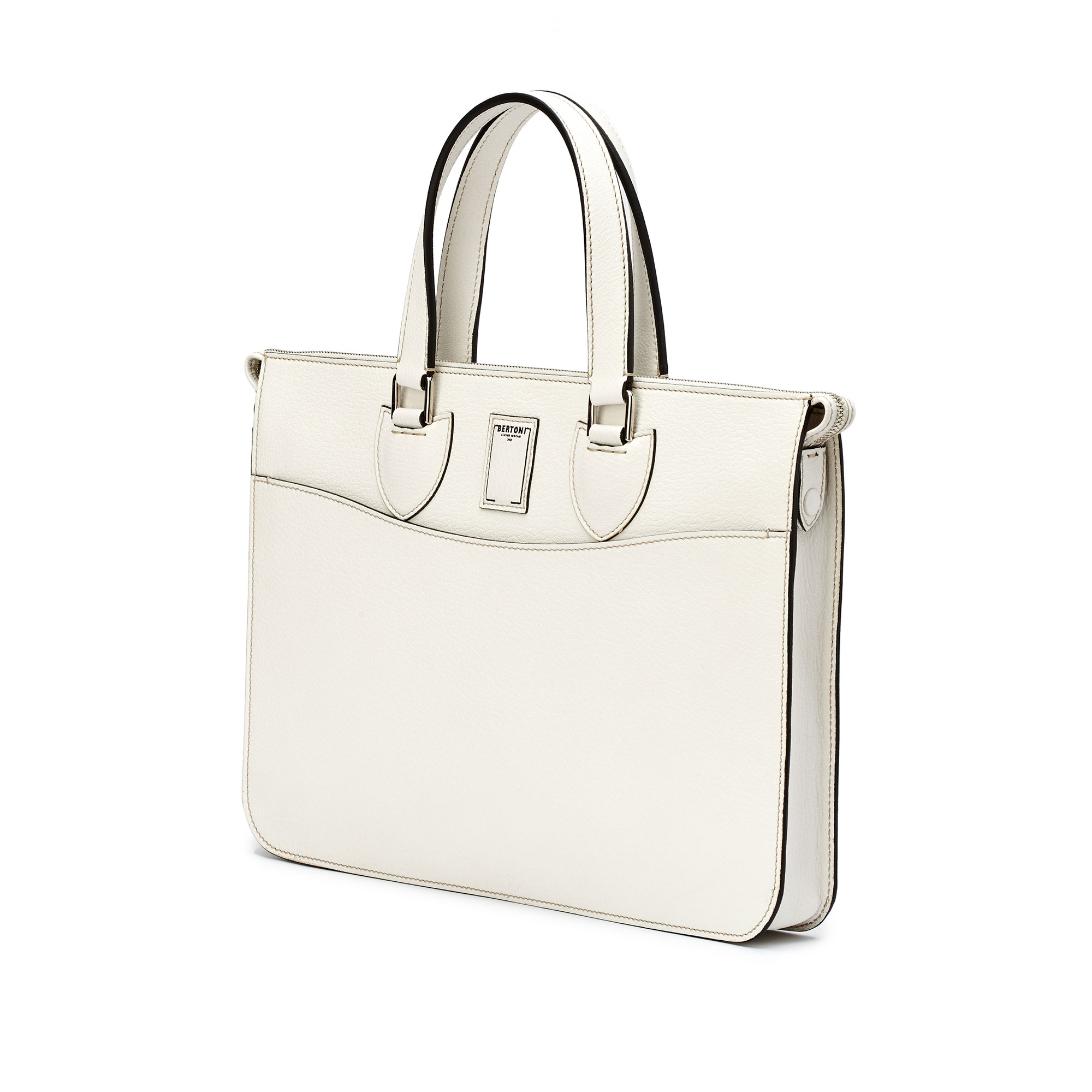 Single-Layer-Case-Ivory-goat-skin-bag-Bertoni-1949_01