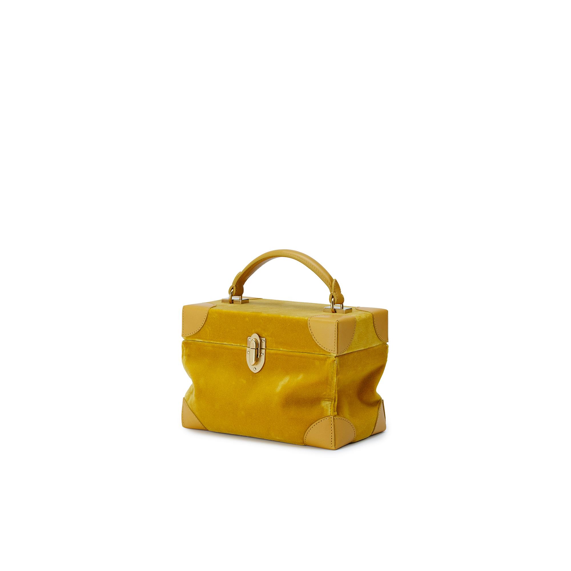 Soft-Bertoncina-mustard-velvet-bag-Bertoni-1949_02