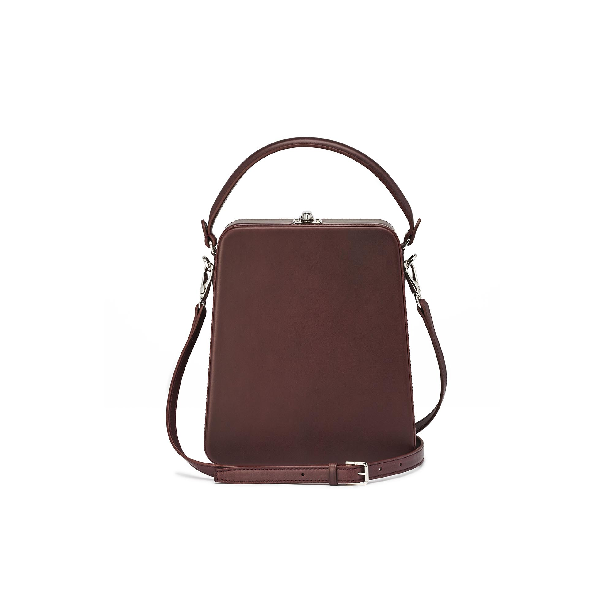 Tall-Bertoncina-burgundy-french-calf-bag-Bertoni-1949