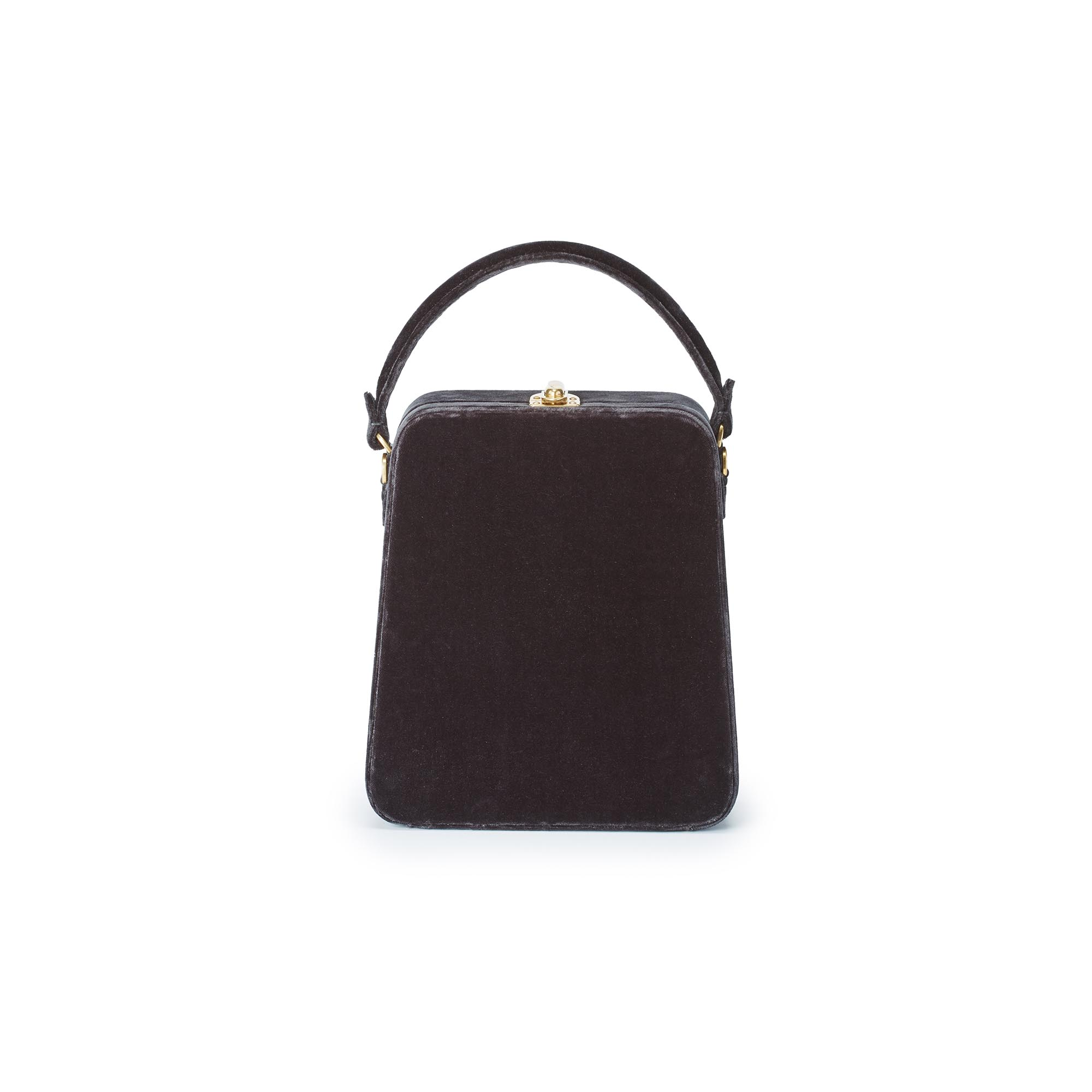 Tall-Bertoncina-charcoal-gray-velvet-bag-Bertoni-1949_01