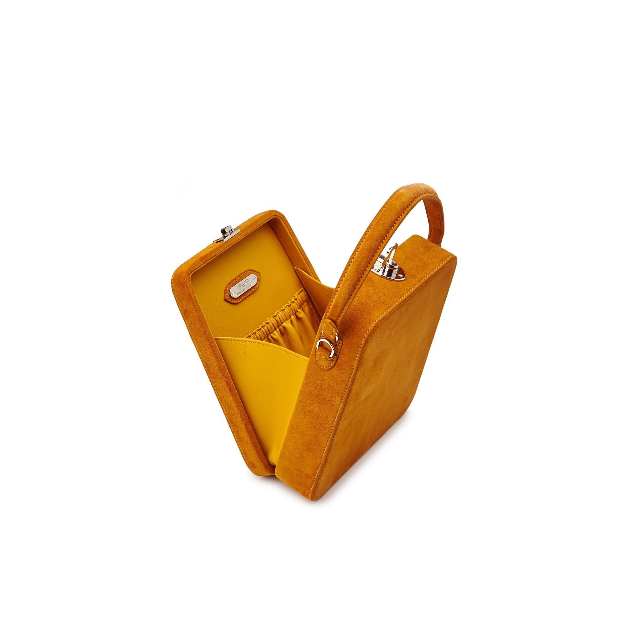 Tall-Bertoncina-mustard-suede-bag-Bertoni-1949_03