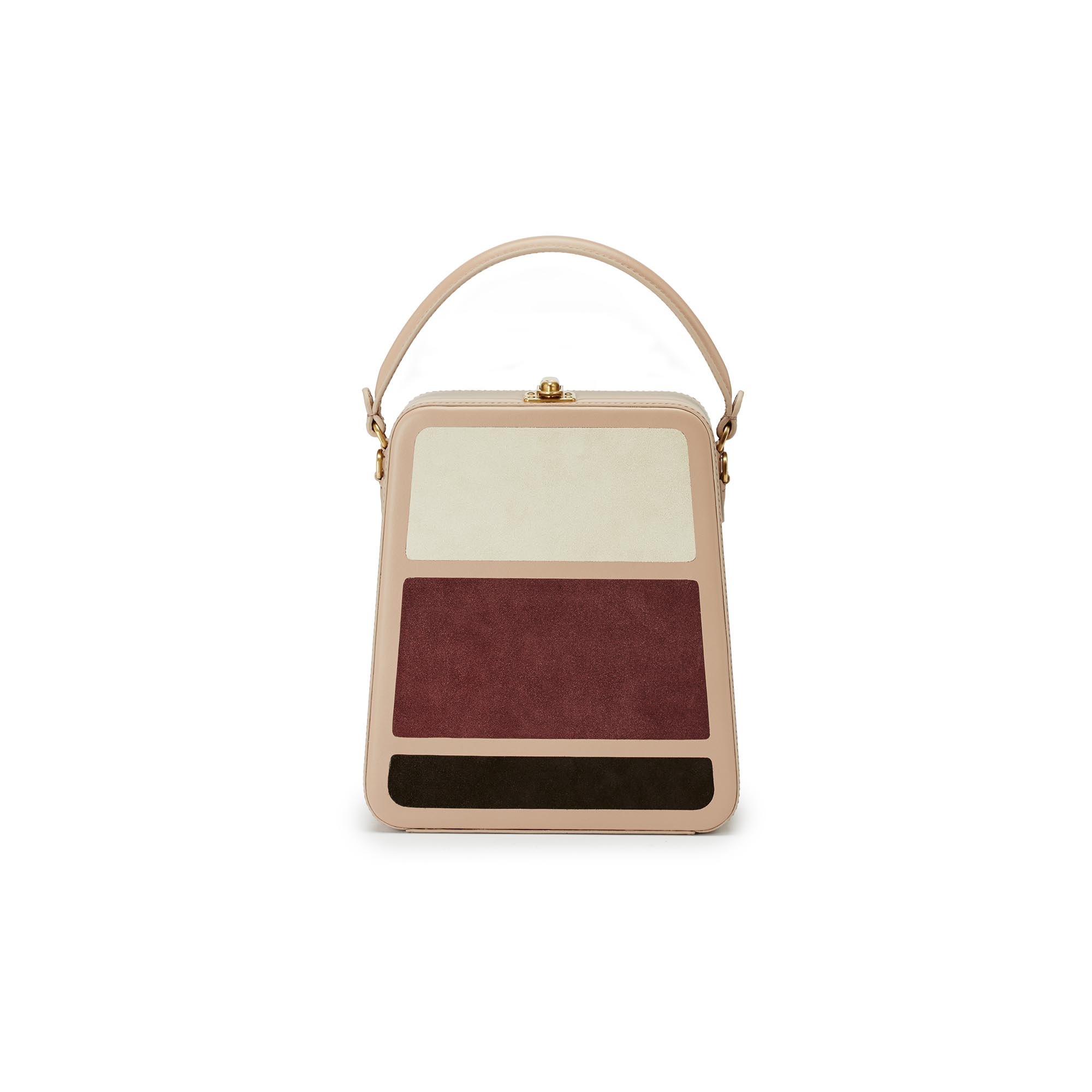 Tall-Bertoncina-rose-ivory-wine-suede-bag-Bertoni-1949_01