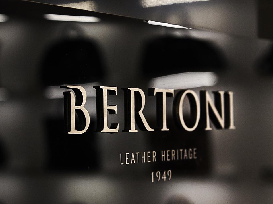 Bertoni 1949 alla conquista di Milano