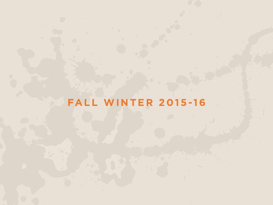 La nuova collezione Uomo Autunno Inverno 2015-2016